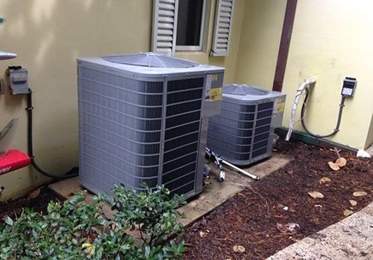 Picture of HVAC systems.